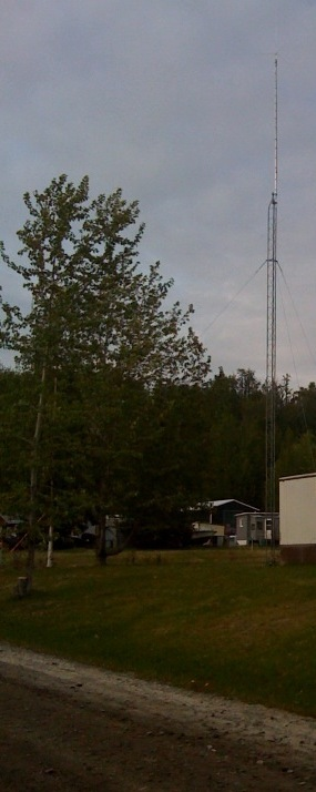 Pero's Radio Tower